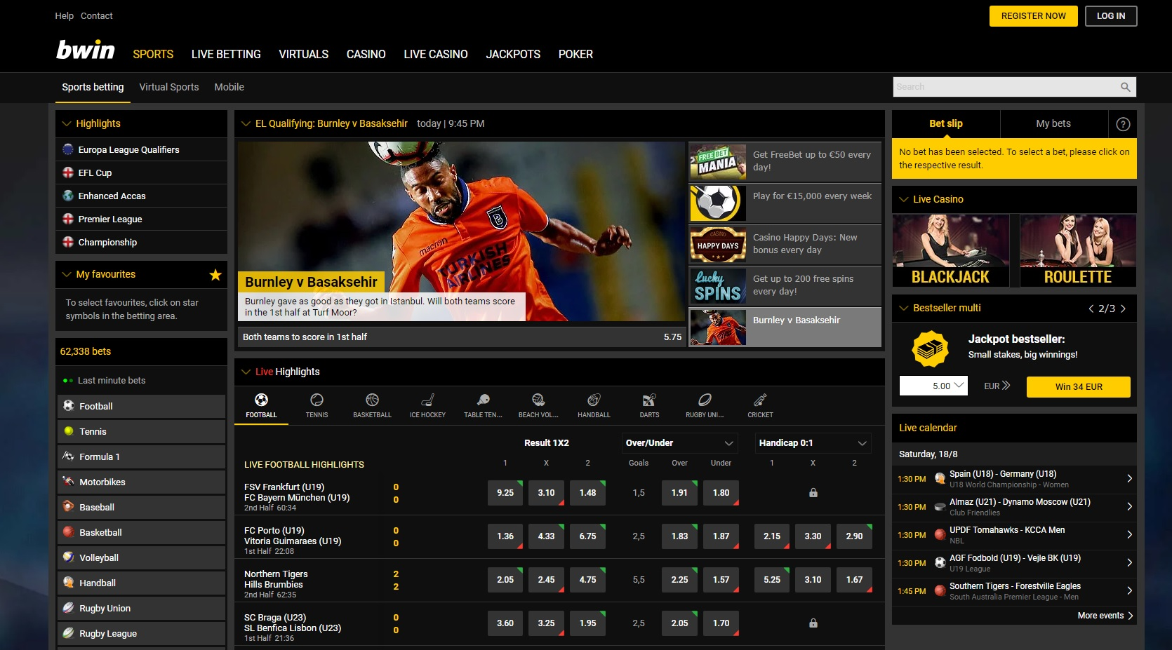 bwin - Smart Gamblers Club